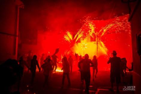Correfocs Ador 2017 Dimonis Rafolins (15)
